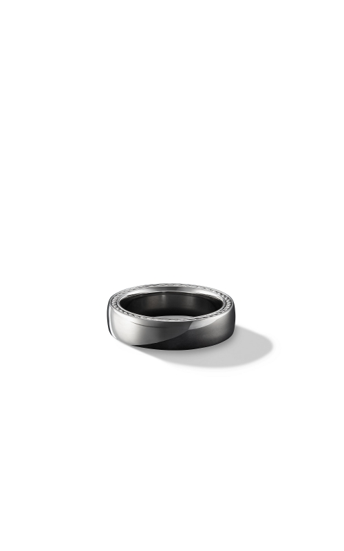 Streamline® Band Ring in Platinum product image