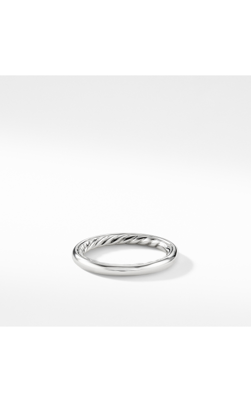 DY Eden Band Ring in Platinum product image