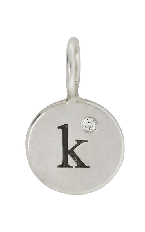 Heather B Moore Initials Charm CH100407S.75080 product image