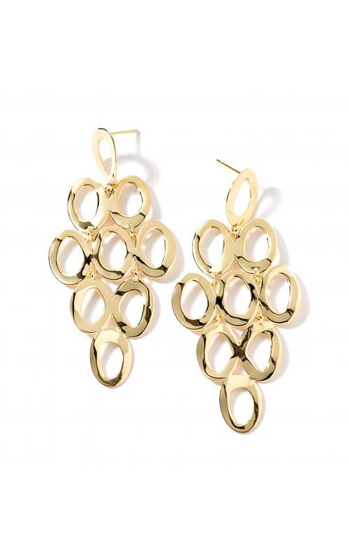 Ippolita Sculptural Metal Earring GE020 product image