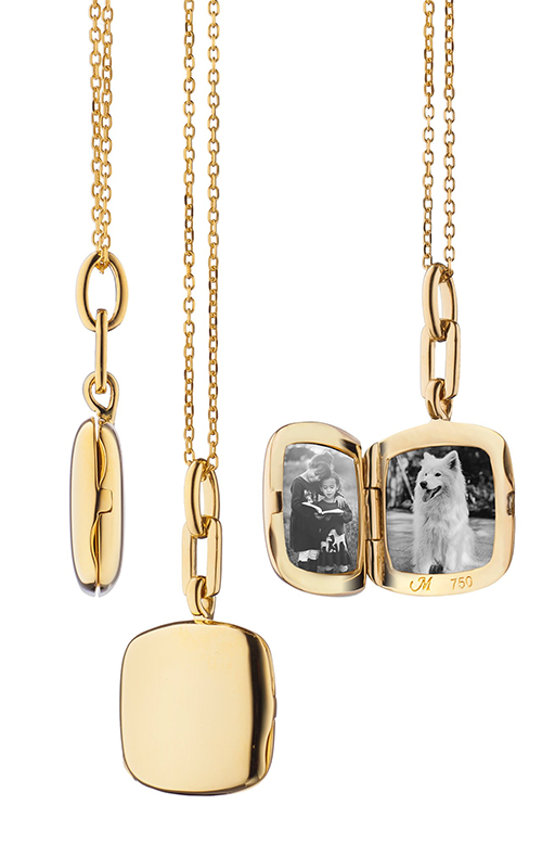 Monica Rich Kosann Locket 43126-YG product image