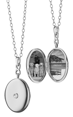 Monica Rich Kosann Locket 44319-SS product image