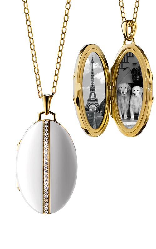 Monica Rich Kosann Locket 46601-WHITE product image
