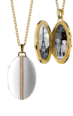 Monica Rich Kosann Locket 46601-WHITE product image