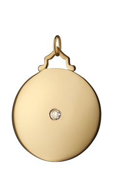Monica Rich Kosann Charm CH-DIAMONDDISC-YG product image