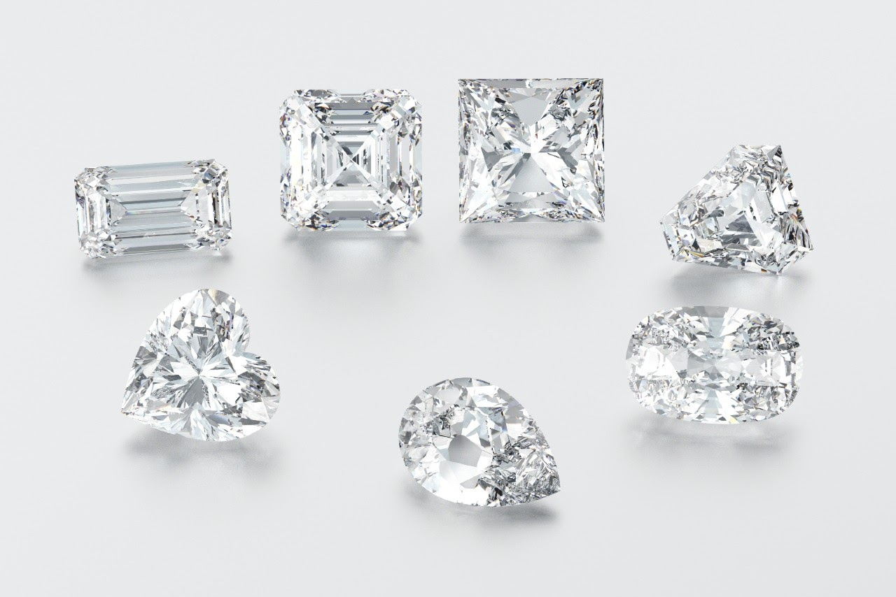 Which Diamond Shape is Right for You?